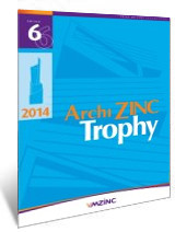 Archizinc Trophy n°6  (english)